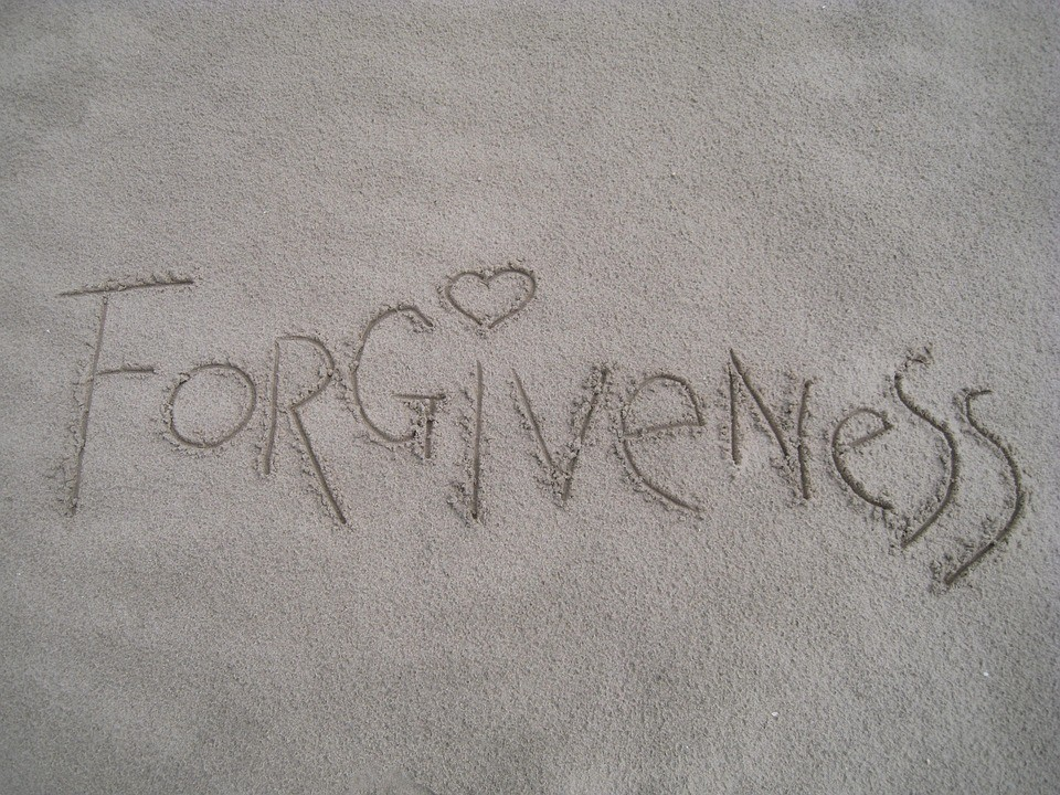 Forgiveness is not Enough