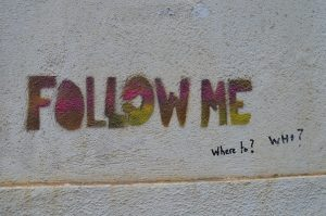 Follow Me - The Second Instruction of Jesus